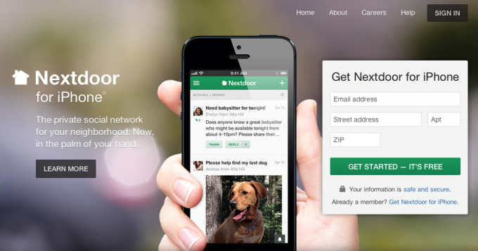 Nextdoor-for-iPhone